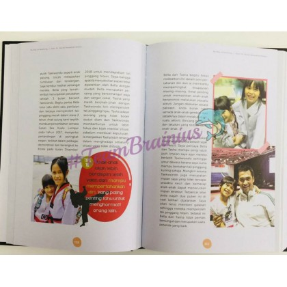 My way of parenting by Dato' Sheikh Muszaphar parenting book