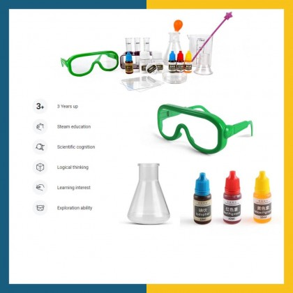 STEAM Science Experiment Set