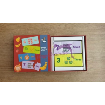 Learn Matching Puzzles