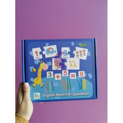 BRAINIUS Combo mathematics, spelling and trace suitable for 3-8 years